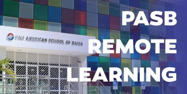 Remote Learning   Continuidade das Atividades Letivas por Ensino Remoto