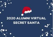 2020 Alumni Virtual Secret Santa