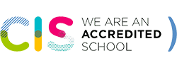 We are an accredited school